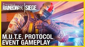 Rainbow Six Siege What is M.U.T.E. Protocol? Ubisoft NA