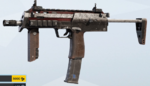 Saddlebag MP7 Skin