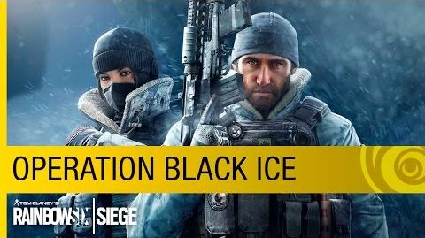 Tom Clancy's Rainbow Six Siege DLC - Operation Black Ice Trailer US