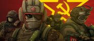 104.Kapkan, Glaz, Tachanka and Fuze in the Comrade Bundle