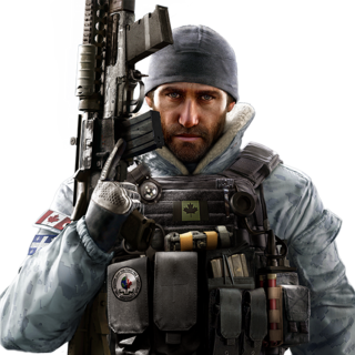Buck (In-game artwork)