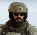 Blackbeard Default Headgear