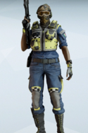 Alibi Enforcement Uniform
