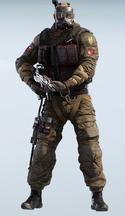 Sledge Groater Uniform