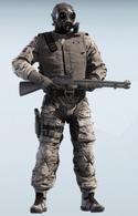 Thatcher MTP Alpine Uniform