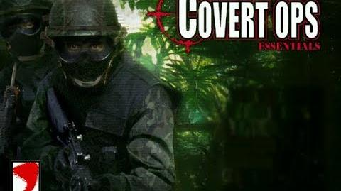 Tom Clancy's Rainbow Six Covert Operations Intro