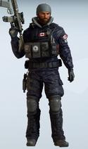 Buck OPD Uniform