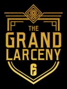 The Grand Larceny Logo 2