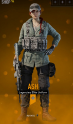 Ash Black Viper Elite Set