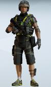 Lesion Furtive Bauxite Uniform