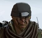 Maverick Dark Alley Headgear