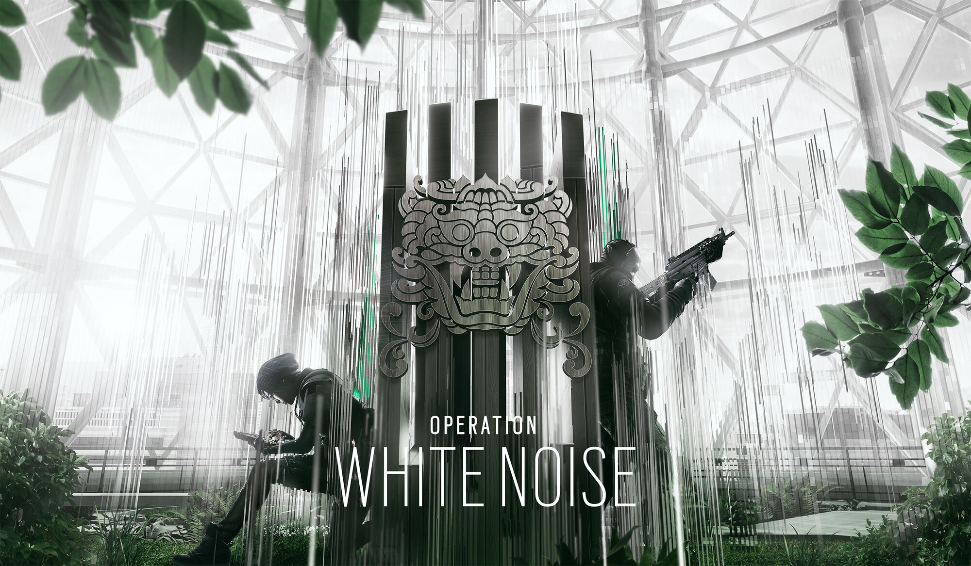 Operation White Noise | Rainbow Six Wiki | FANDOM powered by