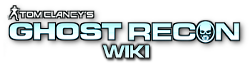 Ghost Recon Wiki wordmark