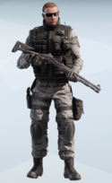 Pulse Concrete Directive Uniform