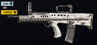SWE Winter Camo L85A2 Skin