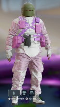 That Pink Camo Uniform