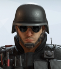 Thermite Default Headgear