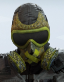 Mute Tree Viper Headgear