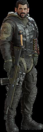 Thatcher Operation Nimrod Uniform