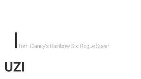 Rainbow Six- Rogue Spear UZI