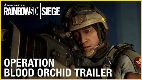 Rainbow Six Siege- Operation Blood Orchid - Trailer - Ubisoft -US-