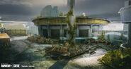 Siege Theme Park Concept 1