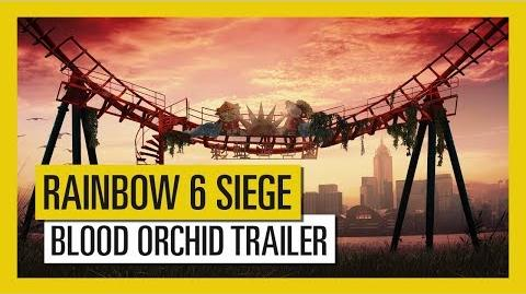 Tom Clancy's Rainbow Six Siege - Operation Blood Orchid Trailer