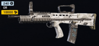USA Winter Camo L85A2 Skin
