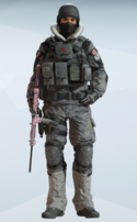 Frost Digital Mist Uniform