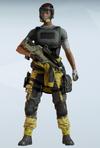 Finka Rare Serenity Uniform