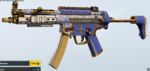 Royal MP5 Skin