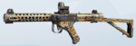 Tiger's Breath 9mm C1 Skin