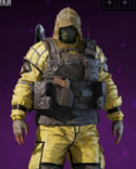 Kapkan Decon Uniform