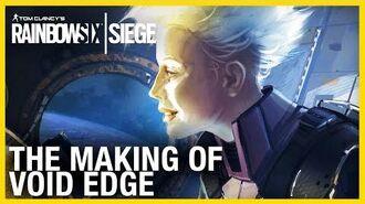 Rainbow Six Siege The Making of Void Edge Operators and Oregon Rework Ubisoft NA