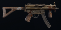 Royal Fusiliers MP5K Skin