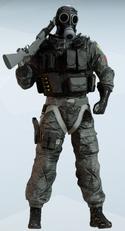 Sledge Steel Wave Uniform