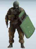 Quicksand Fuze Uniform