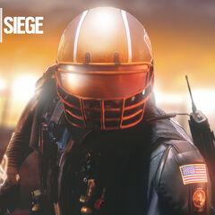 Castle in the Football Helmet Set