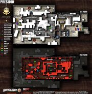 Presidio Vegas 2 Map Layout
