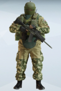 Tachanka Default Uniform