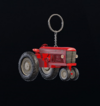 Tractor Pull Charm