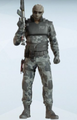 Vigil Molten Pitch Uniform
