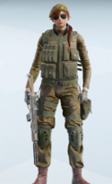 Ash IDF Sapper Uniform