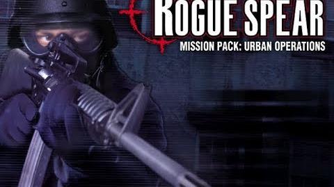 Tom Clancy's Rainbow Six Urban Operations Intro