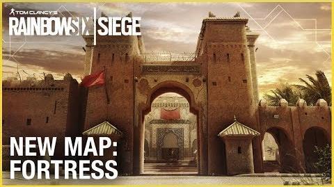 Rainbow Six Siege Operation Wind Bastion - Fortress Trailer Ubisoft NA