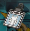 Rook's Icon Charm