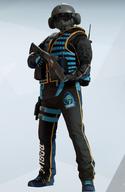 Rogue 2019 Uniform