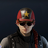 Ash GoldStar Headgear