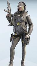 Ela Lightspeed Uniform