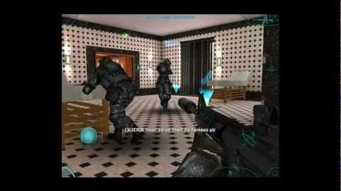 IOS Game- Tom Clancy's Rainbow Six- Shadow Vanguaarad HD - Gameplay Video